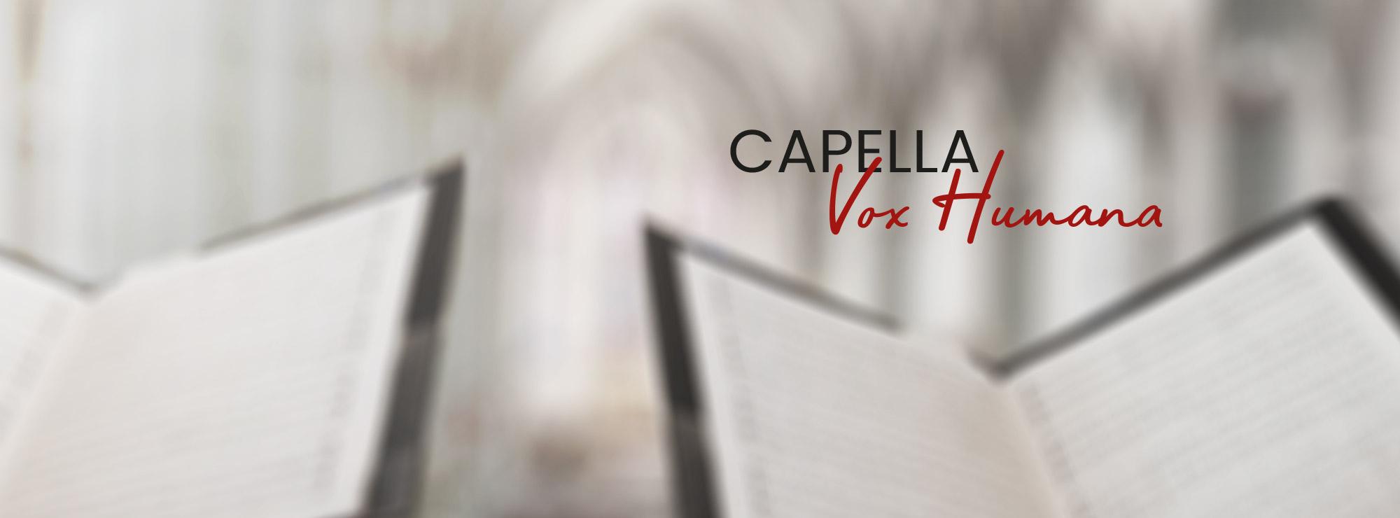 Capella Vox Humana Logo